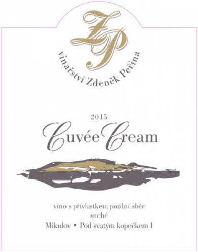 Cuvée Cream 2015